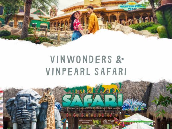 COMBO VINPEARL LAND & SAFARI