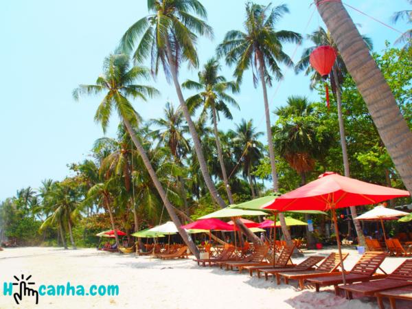 Hon May Rut Trong _ Tour 2 Đảo (Móng Tay - Mây Rút)