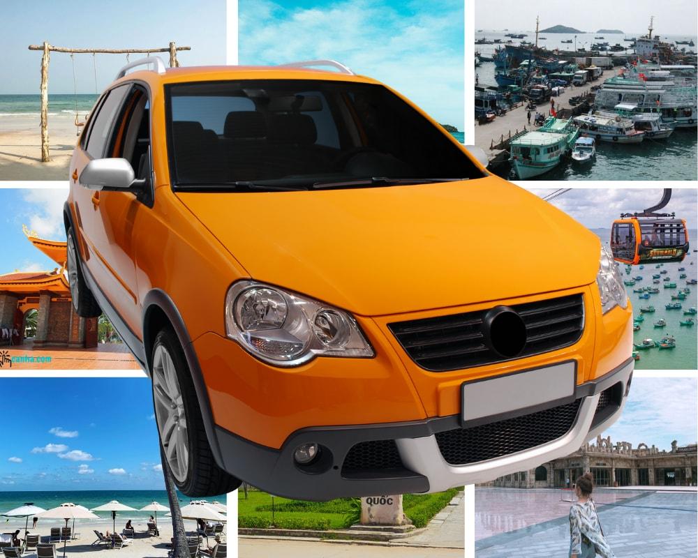 Thue xe Dong Nam hicanha 1 _ Kinh Nghiệm Đi Phú Quốc Tự Túc Chi Tiết Dễ Áp Dụng 2021