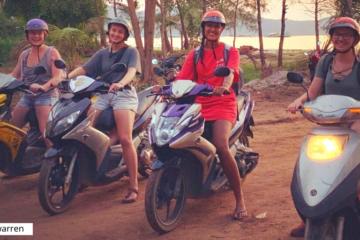 Thue xe may Phu Quoc _ THUÊ XE MÁY Ở PHÚ QUỐC - MOTORCYCLE RENTAL PHU QUOC