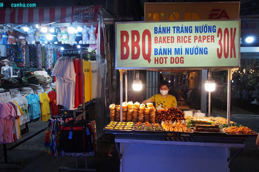 bbq chợ đêm phú quốc