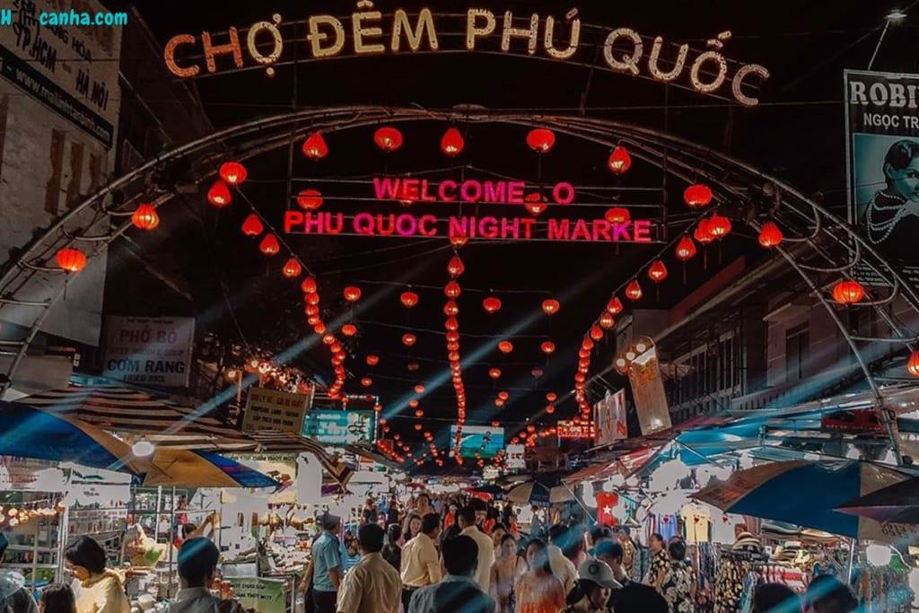 cho dem phu quoc 1 _ Thông tin Du lịch Phú Quốc, Kiên Giang