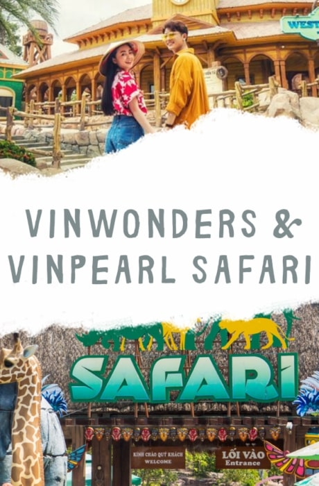 COMBO VINPEARL LAND & SAFARI