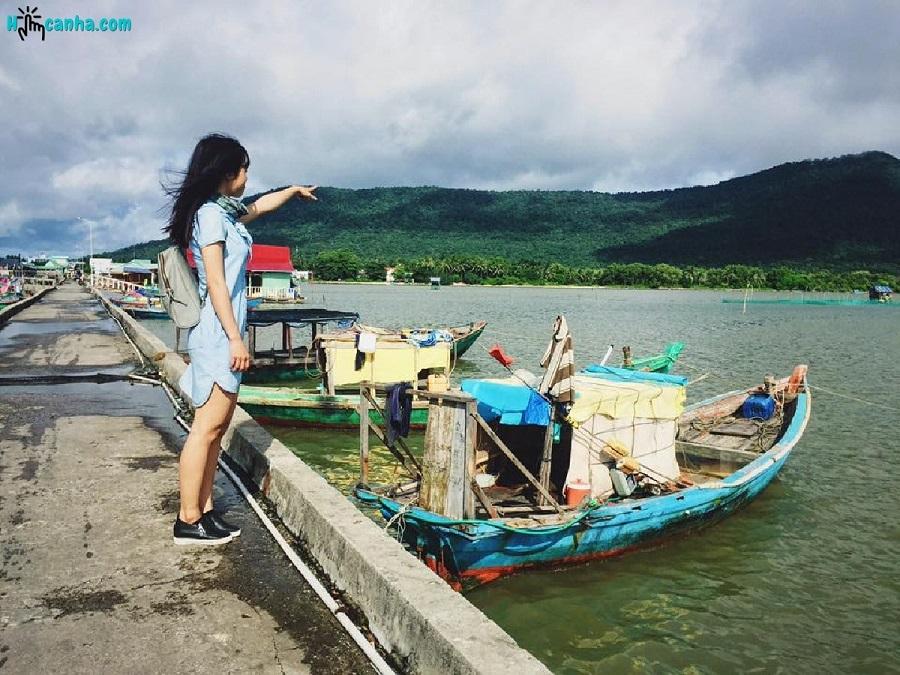 cầu cảng Bãi Vòng Phú Quốc