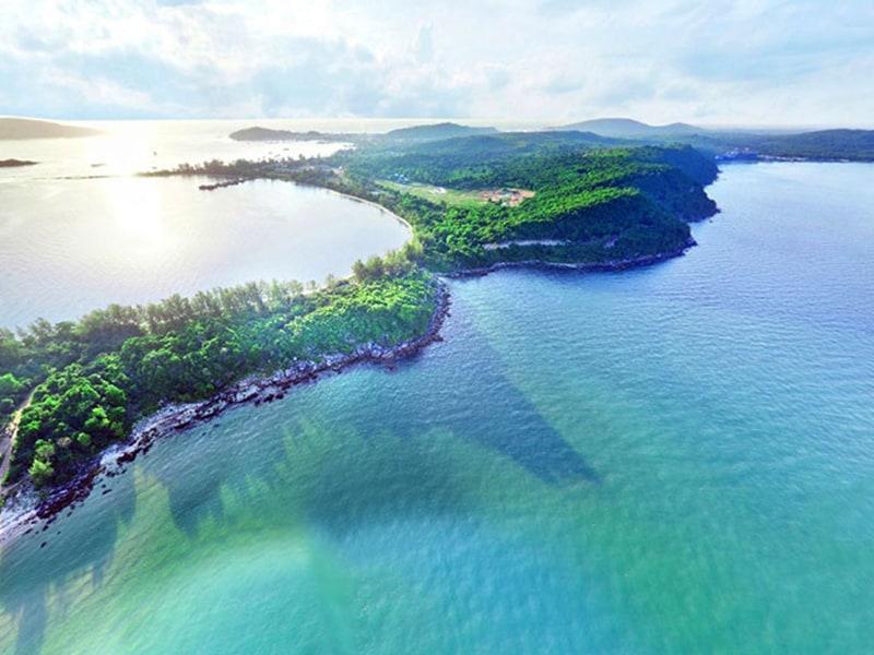 mui ong doi _ Bãi Khem Phú Quốc – 1 Trong Những Bãi Biển Đẹp Nhất Thế Giới