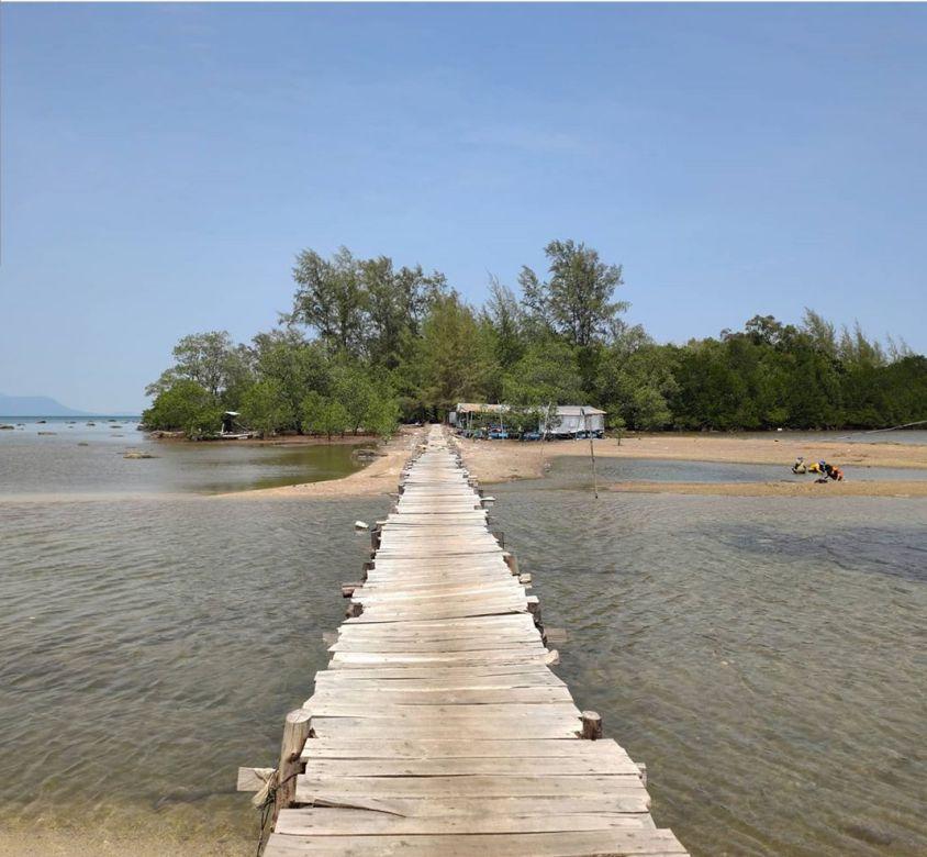 bãi thơm - hòn một - bắc đảo