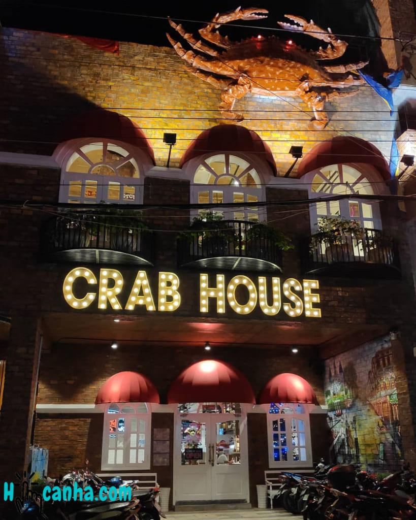 nhà hàng Grab house - nhà hàng ngon tại phú quốc