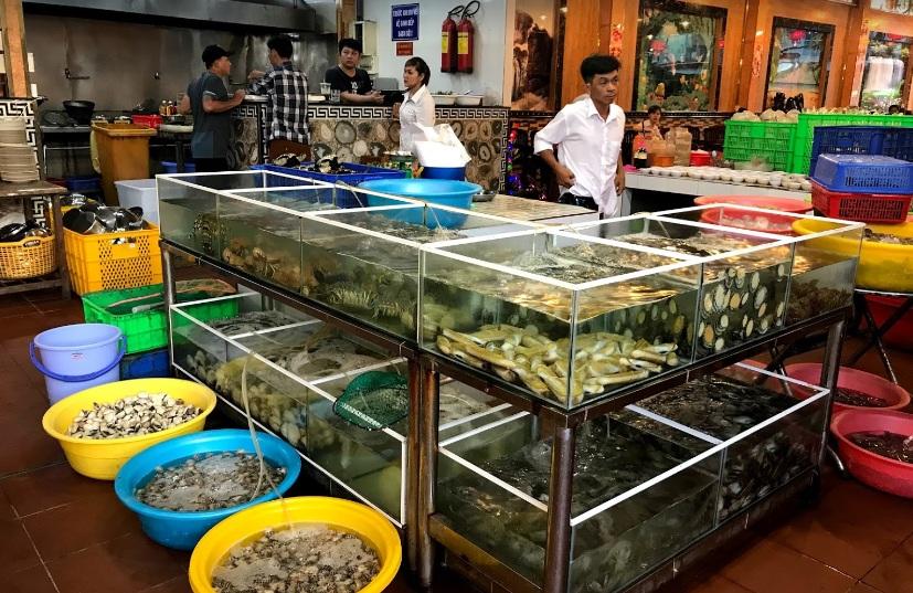 Quan Ra Khoi - quán ăn ngon ở phú quốc