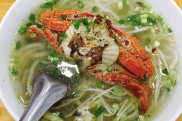 banh canh ghe Huynh Nhu Hicanha _ Bánh Canh Ghẹ Phú Quốc | Bánh Canh Chả Cá Phú Quốc