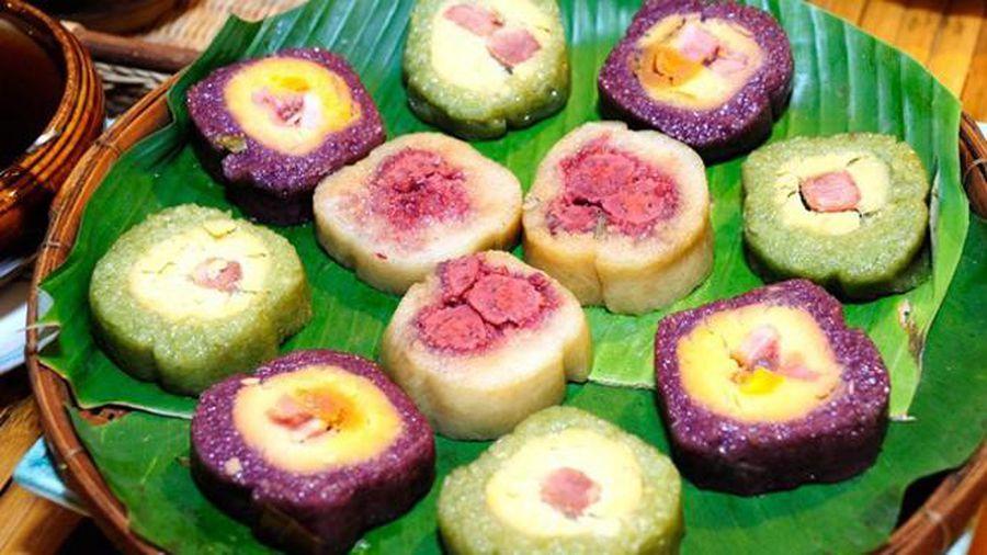 Bánh tét mật cật - món ăn phú quốc