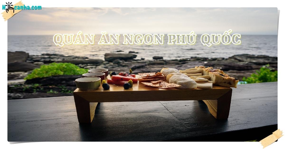 quán ăn ngon phú quốc