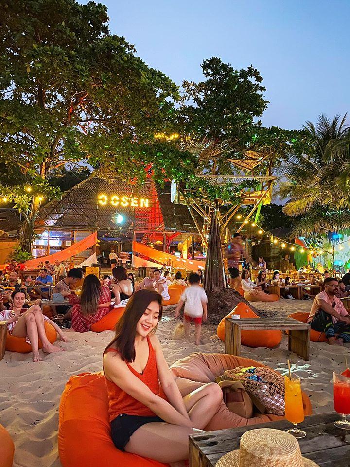 Ocsen Beach Bar & Club - bar ở biển phú quốc
