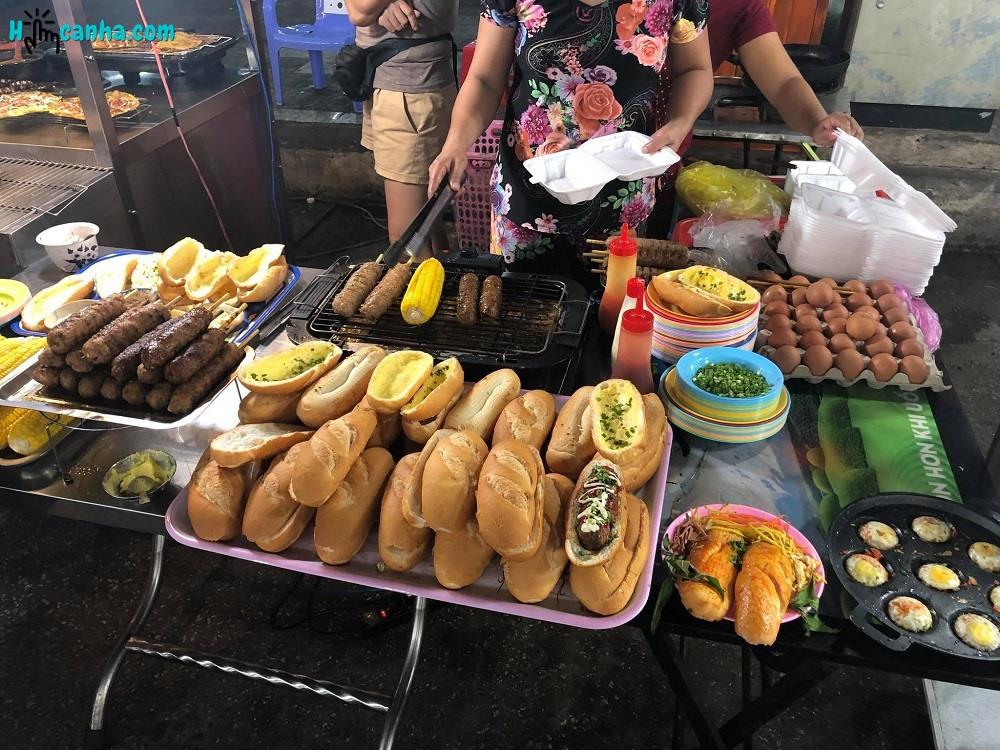 ăn gì chở chợ đêm phú quốc