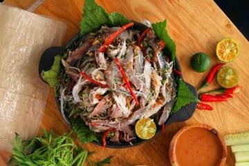 goi ca trich hicanha _ Cách làm gỏi Cá Trích Phú Quốc | Địa chỉ quán ăn cá trích