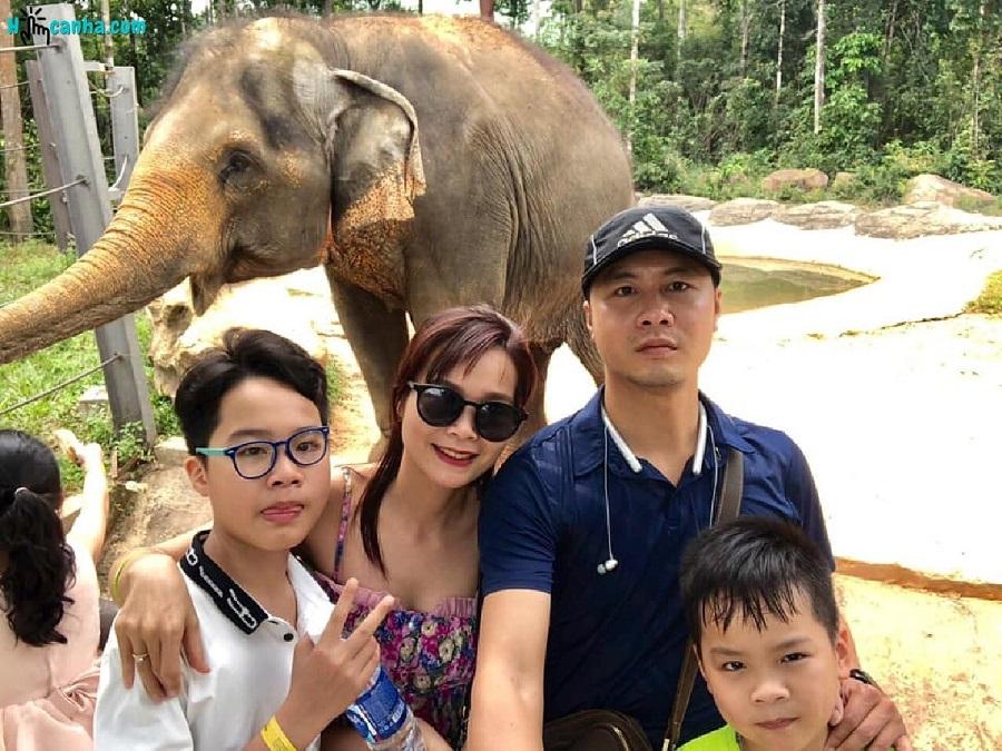 lý do trẻ em muốn đến Vườn Thú Safari Phú Quốc