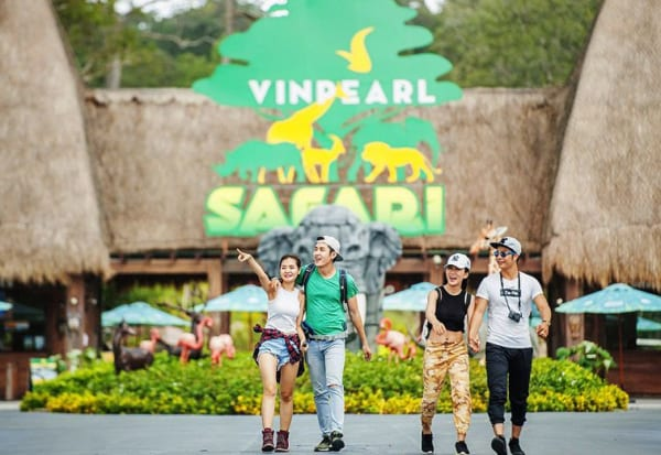 vé safari phu quoc hoàn hủy miễn phí
