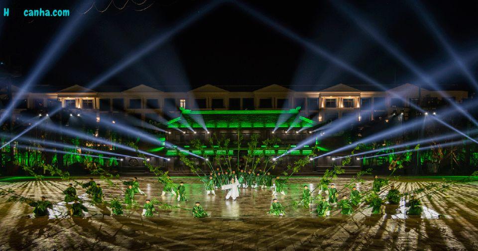 Show Diễn Tinh Hoa Việt Nam Grand world phú quốc