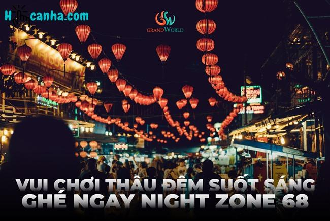 chợ đêm Grand World Phú Quốc