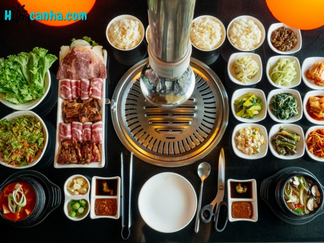 Nhà hàng Chingu phú quốc