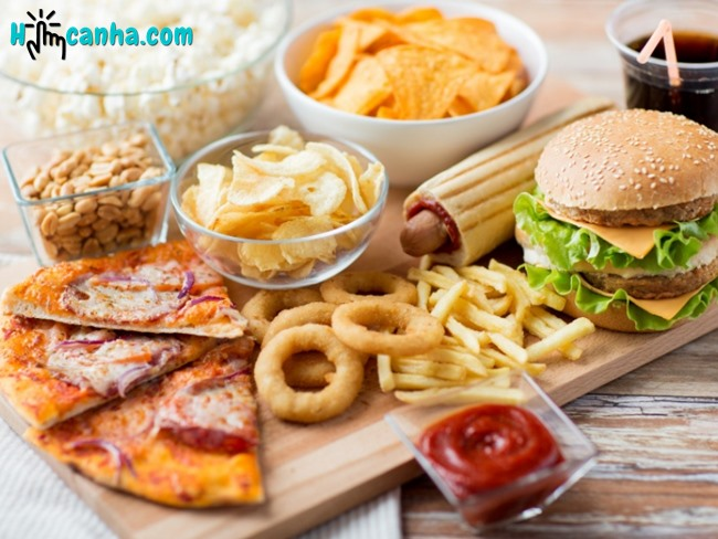 Nhà hàng Fastfoodphú quốc