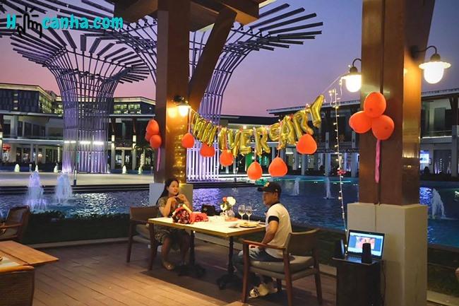Nhà hàng Shinko phú quốc